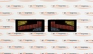 Задние фонари prosport rs-09564 led stripe для ВАЗ 2105, 2107